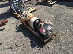 Image DURION DURCO Mark II Centrifugal Pump - 316 Stainless Steel 1441834