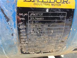 Image CARVER PUMP CO. Type 2 X 1.5 X 10GH Pump 1441839