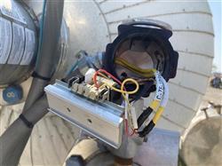 Image 400 Gallon STANDARD BOILER & TANK Horizontal Heater Tank - 316L Stainless Steel 1567220