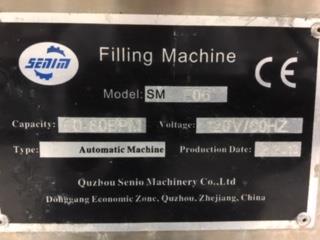 Image SENIM SM F06 Filling Machine 1442012