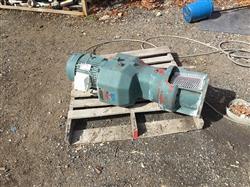 Image 560 Gallon PIERSOL PINE MFG. Vertical Mix Tank - 304 Stainless Steel 1442035