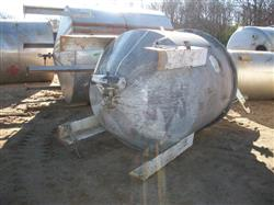 Image 800 Gallon Vertical Mix Tank - Stainless Steel 1442066
