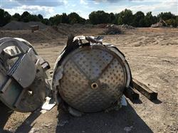 Image 1000 Gallon Tank - Stainless Steel 1442076