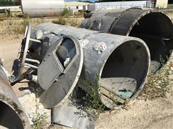 Image 1000 Gallon Tank - Stainless Steel 1442078