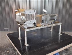 Image AMPCO ZP3 220 Rotary Lobe Pump 1442160