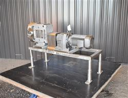Image AMPCO ZP3 220 Rotary Lobe Pump 1442162