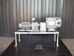 Image AMPCO ZP3 220 Rotary Lobe Pump 1442164