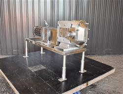 Image AMPCO ZP3 220 Rotary Lobe Pump 1442165