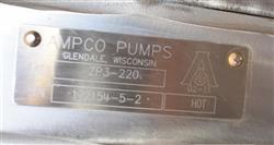 Image AMPCO ZP3 220 Rotary Lobe Pump 1442168
