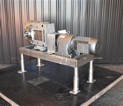 Image AMPCO ZP3-220 Rotary Lobe Pump 1442181