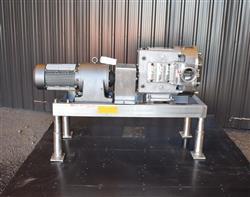 Image AMPCO ZP3-220 Rotary Lobe Pump 1442183