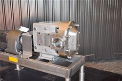 Image AMPCO ZP3-220 Rotary Lobe Pump 1442184