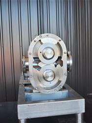 Image AMPCO ZP3-220 Rotary Lobe Pump 1442185