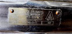 Image AMPCO ZP3-220 Rotary Lobe Pump 1442187