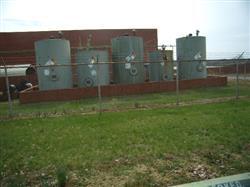 Image 3000 Gallon Storage Tank - Carbon Steel 1442242