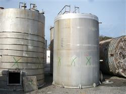Image 8000 Gallon R.D. COLE MFG. Vertical Tank - Aluminum 1442280