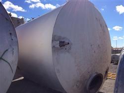 Image 10,000 Gallon EDWARDS FIBERGLASS INC. Vertical Tank - Fiberglass 1442290