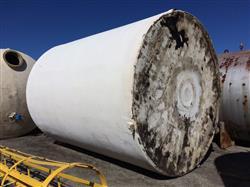 Image 10,000 Gallon EDWARDS FIBERGLASS INC. Vertical Tank - Fiberglass 1442291
