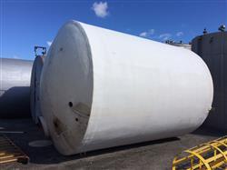 Image 10,000 Gallon EDWARDS FIBERGLASS INC. Vertical Tank - Fiberglass 1442292