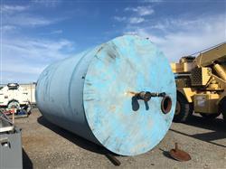 Image 10,000 Gallon GENERAL INDUSTRIES Vertical Tank - Carbon Steel 1442293