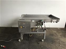 Image FMC VF10 Vibratory Conveyor - Stainless Steel 1442375