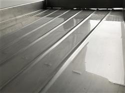 Image FMC VF10 Vibratory Conveyor - Stainless Steel 1442377