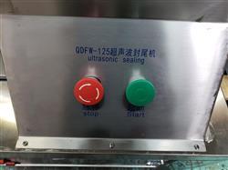 Image Semi-Automatic Ultrasonic Tube Sealing/Cutting Machine 1442455