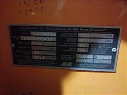 Image JLG E400AJPN Electric Boom Lift - 500 Lb.  1442753