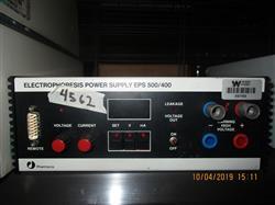 Image PHARMACIA EPS 500 / 400 Electrophoresis Power Supply 1442834