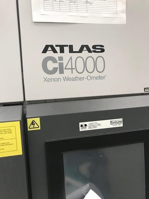 Image ATLAS Xenon Weathering Testing Chamber 1443040