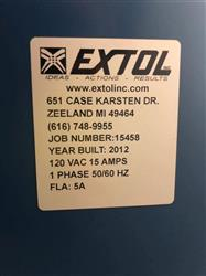 Image EXTOL Infrared Plastic Welding Machine 1443294