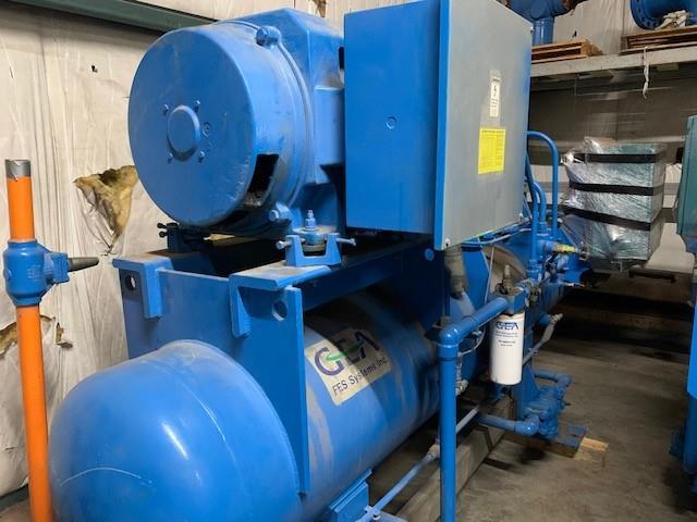 Image GEA Ammonia Compressor 1443316