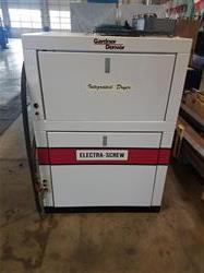 Image 15 HP GARDNER DENVER Electra Screw Drive Air Compressor  1443363
