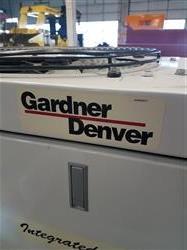 Image 15 HP GARDNER DENVER Electra Screw Drive Air Compressor  1443365