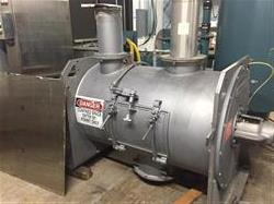 Image LITTLEFORD FKM-600-D Batch Plow Mixer With Two Choppers - Food Grade Stainless Steel 1443481
