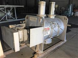 Image LITTLEFORD FKM-600-D Batch Plow Mixer With Two Choppers - Food Grade Stainless Steel 1532378