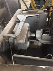 Image LITTLEFORD FKM-600-D Batch Plow Mixer With Two Choppers - Food Grade Stainless Steel 1443574