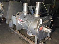 Image LITTLEFORD FKM-600-D Batch Plow Mixer With Two Choppers - Food Grade Stainless Steel 1532377