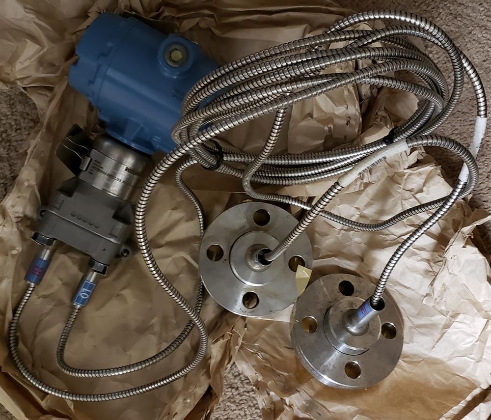 Image ROSEMOUNT DP Transmitter - Model 3051S2CD3A2B12A1AB4M5  1443685