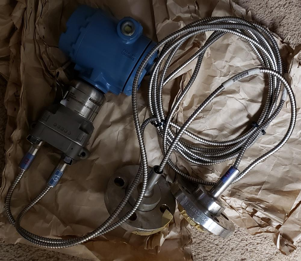 Image ROSEMOUNT DP Transmitter - Model 3051S2CD3A2B12A1AB4M5  1443686