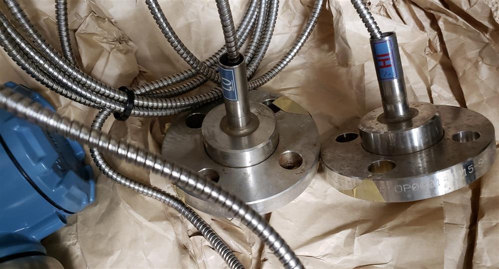 Image ROSEMOUNT DP Transmitter - Model 3051S2CD3A2B12A1AB4M5  1443689
