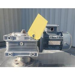 Image 15 Cu. Ft. Hopper with 3/4 HP Agitator - Stainless Steel  1443974