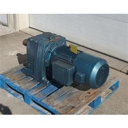 Image 20 HP SEW-EURODRIVE Helical Gear Motor - Output 24 RPM 1444126