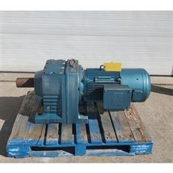 Image 20 HP SEW-EURODRIVE Helical Gear Motor - Output 24 RPM 1444123