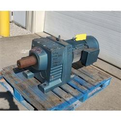Image 20 HP SEW-EURODRIVE Helical Gear Motor - Output 24 RPM 1444124
