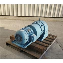 Image 40 HP WESTINGHOUSE Motor and Gearbox 1444106