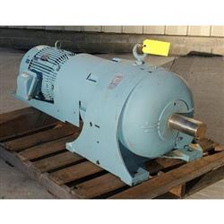 Image 40 HP WESTINGHOUSE Motor and Gearbox 1444137
