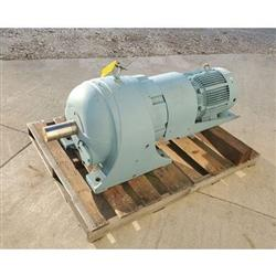Image 40 HP WESTINGHOUSE Motor and Gearbox 1444139