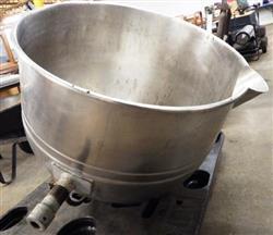 Image 100 Gallon Steam Tilt Kettle 1444685
