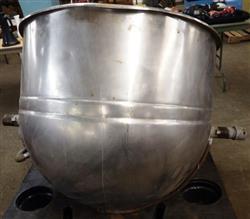 Image 100 Gallon Steam Tilt Kettle 1444686